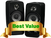 top 10 best pc speakers wireless and usb models. Black Bedroom Furniture Sets. Home Design Ideas