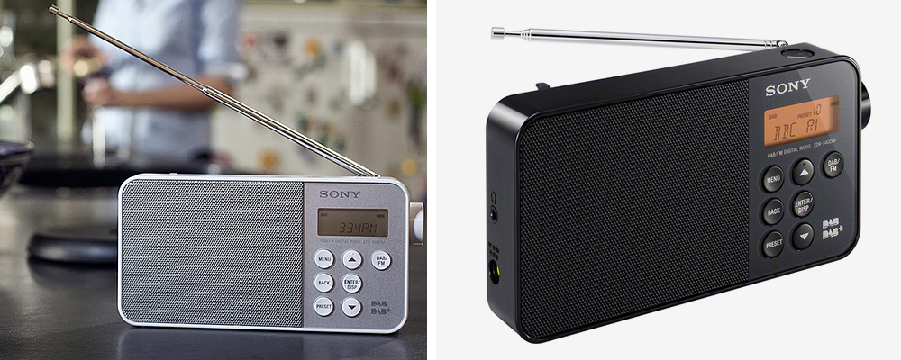 Sony XDR-S40 Portable DAB Radio Review