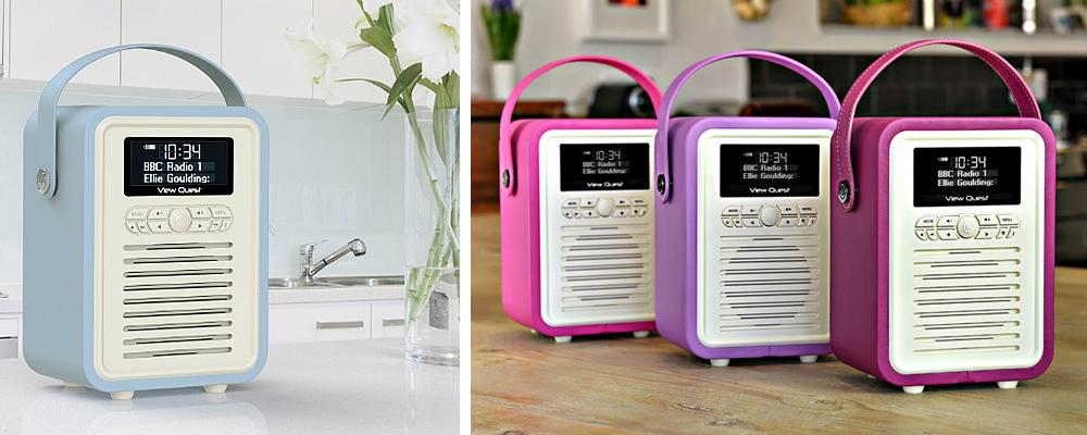 VQ Retro Mini Retro DAB Radio Review