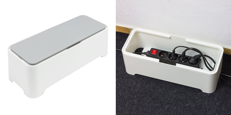 Allibert E-Box Cable Tidy Box