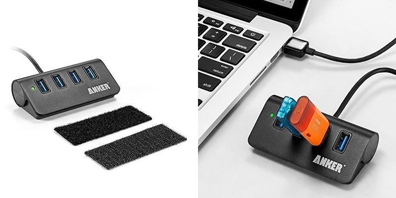 Anker USB 3.0 4-Port Compact Aluminium Hub