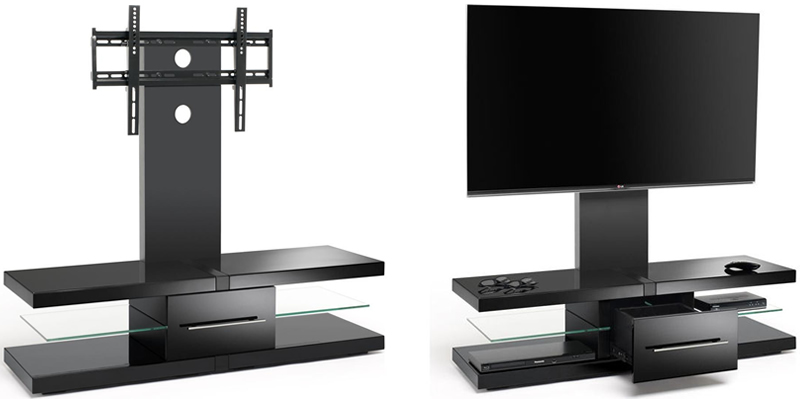 Top 10 Best Tv Stands With Mount Brackets Corner Swivel Designs