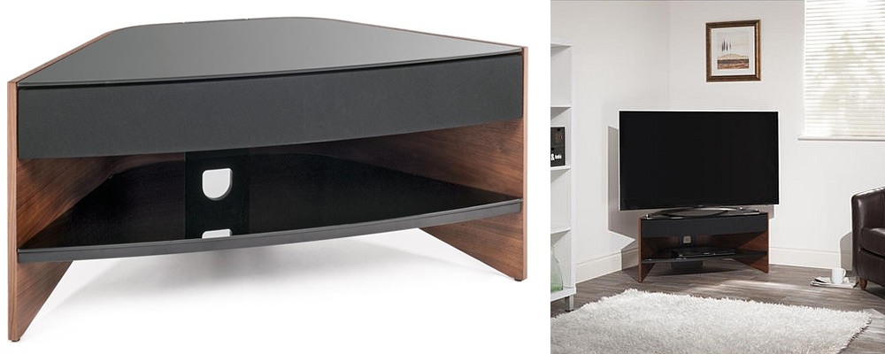 Tv Stand Designs For Corners : Top 15 best corner tv stands wood and glass designs