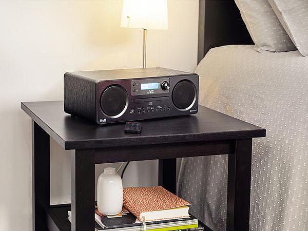 JVC Dab Radio CD Player