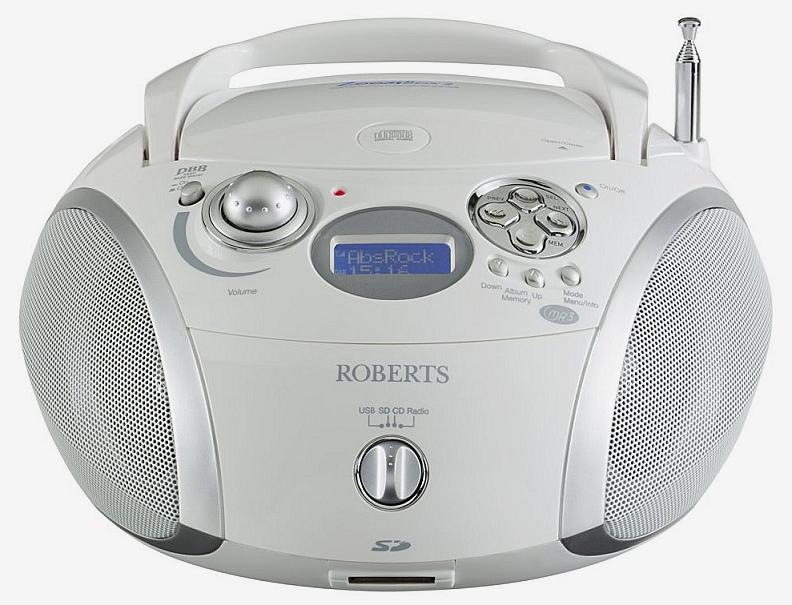 Roberts DAB Radio CD Player