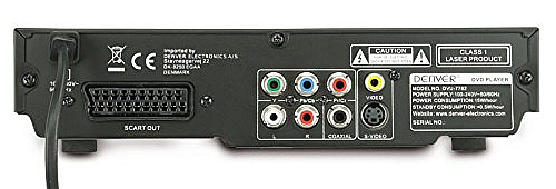 Multi-Region DVD Player Connections