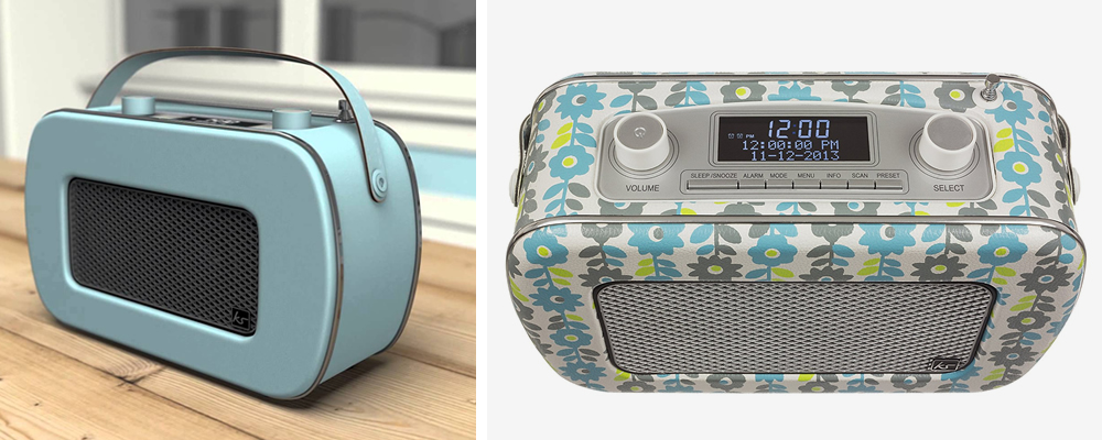 KitSound Jive 1950s Style Retro DAB Radio Review