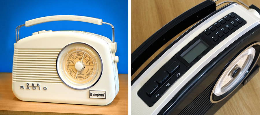 Steepletone 2 Band Dorset Retro DAB Radio Review
