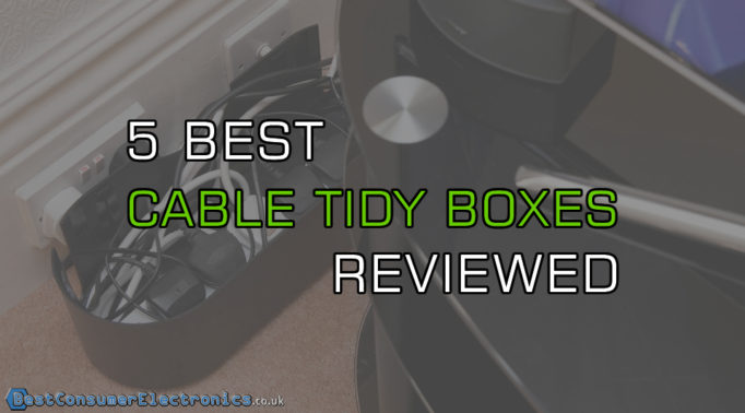5 Best Cable Tidy Boxes Reviewed