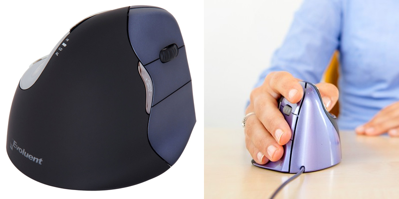Evoluent Right Handed Wireless Vertical Mouse