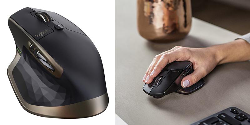 Logitech MX Master Ergonomic Wireless Mouse