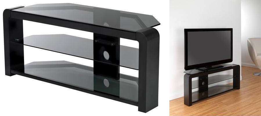 SERANO Corner TV Stand | S110MSG11X